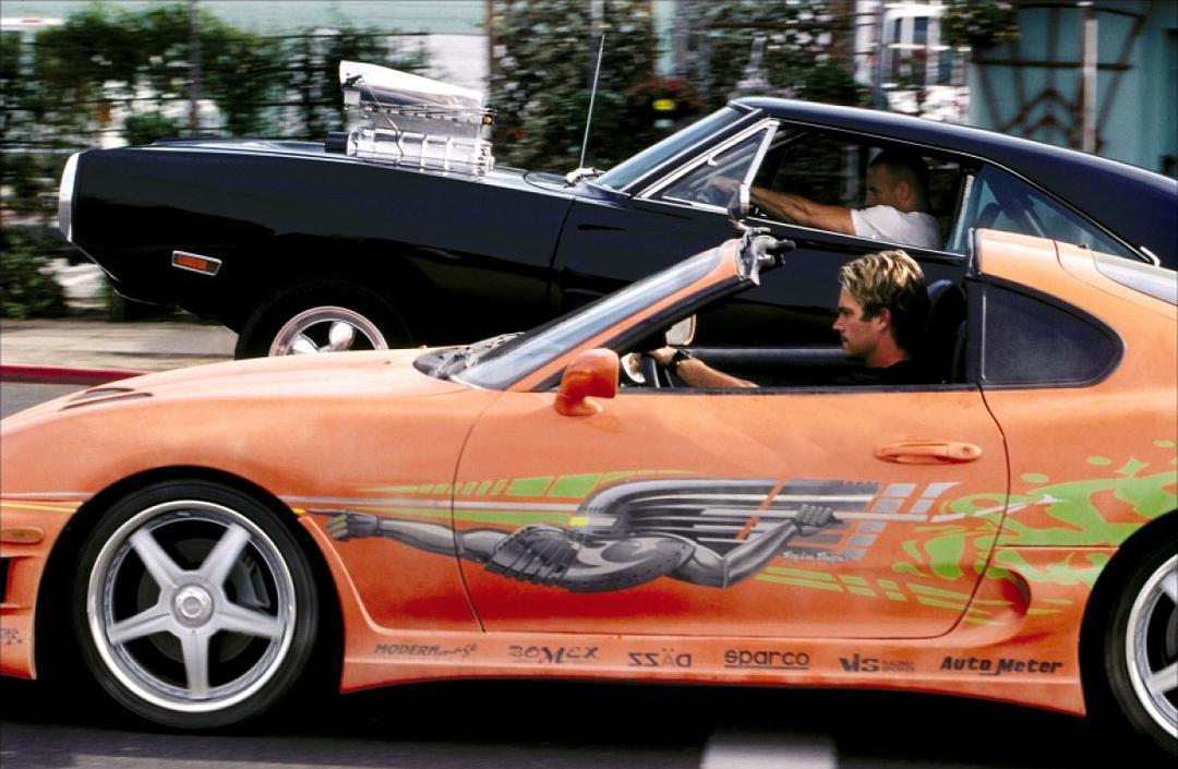 2001经典系列动作《速度与激情1:玩命关头》BD1080P.中英双语.中英双字