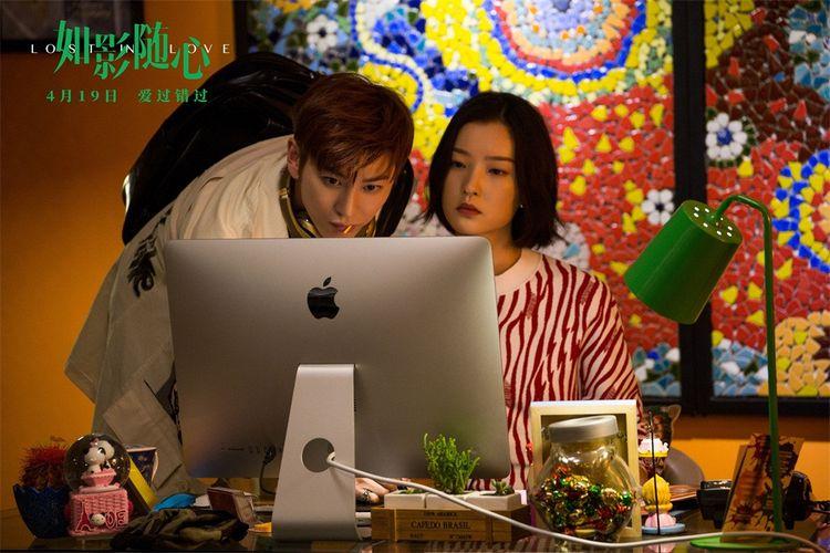 王嘉《如影随心》与女神杜鹃组CP,实力演技获导演盛赞引爆期待  第3张