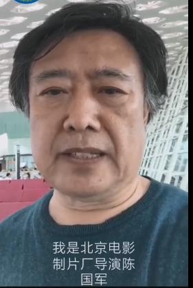 刘晓庆66岁前夫罕见出镜,两鬓花白身材发福,样貌变化大