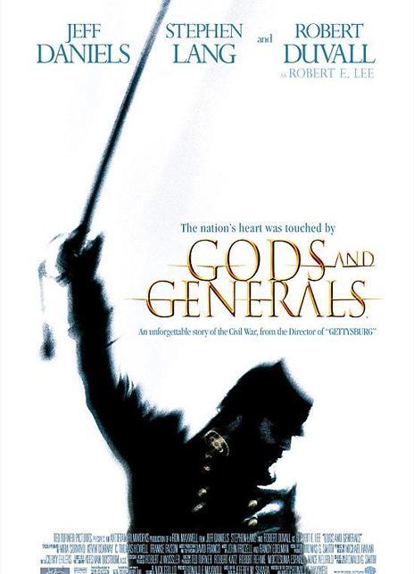 2003年经典战争《众神与将军》BD1080P 中英双字