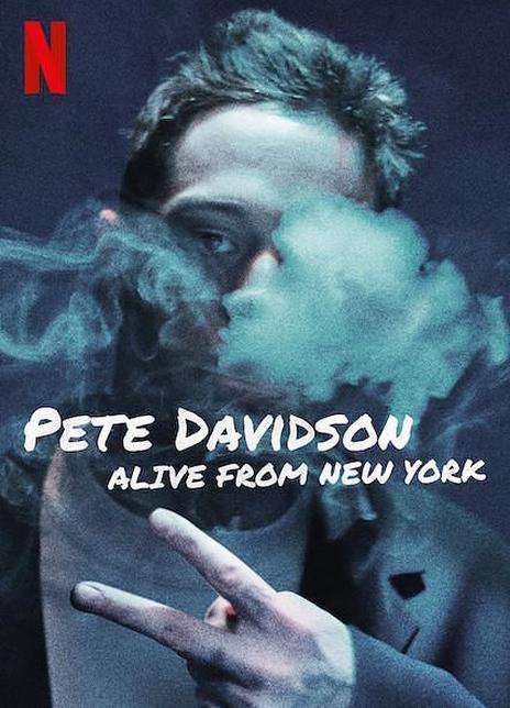 2020喜剧脱口秀《皮特·戴维森:我仍在纽约》HD1080P.中英双字