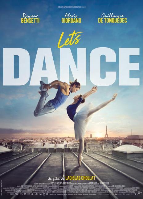 2019 法國《縱情起舞》約瑟夫是一位熱情的嘻哈舞者