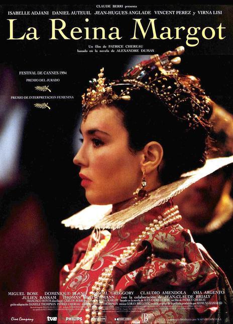 1994高分爱情史诗《玛戈王后》BD1080P.高清下载