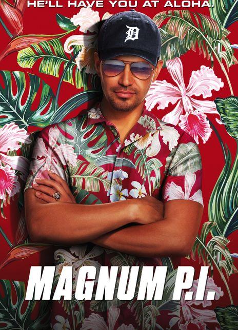 新夏威夷神探 第一季海报封面