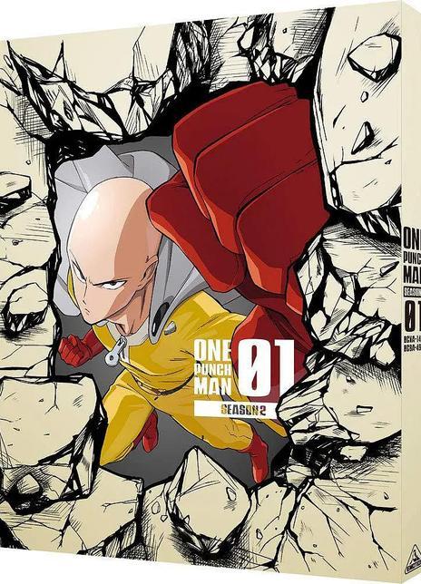 一拳超人 第二季 OVA海报封面