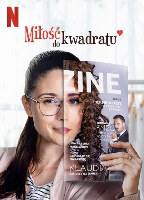 2021波兰喜剧爱情《爱的平方》HD1080P.波兰语中字