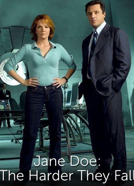 Jane Doe: The Harder They Fall海报封面