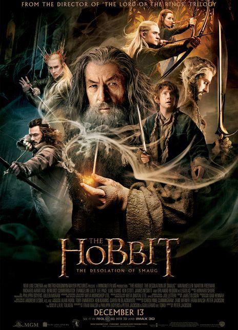 2012-2014年 美国经典电影《霍比特人1-3》合集 BD1080P 高清下载