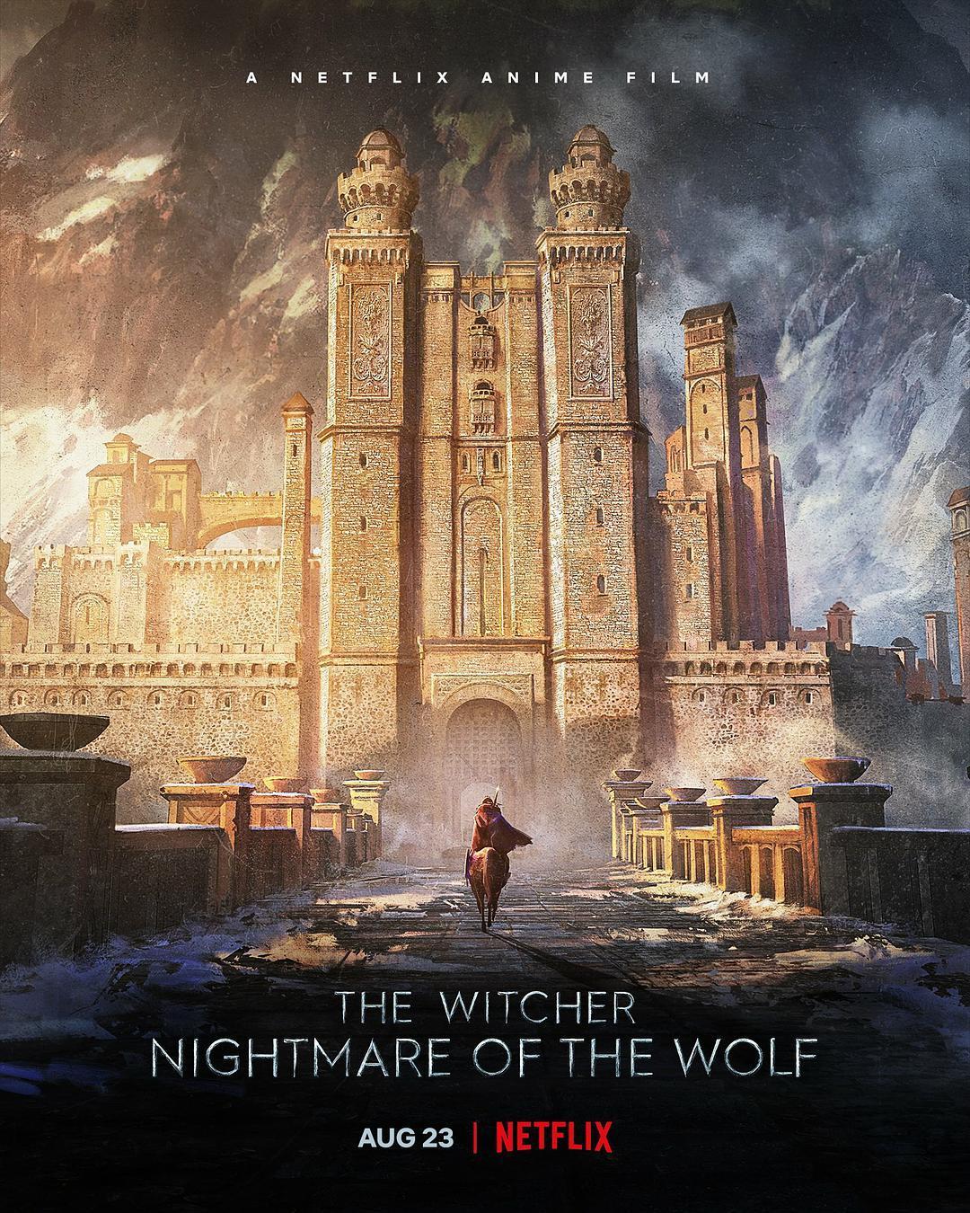 2021高分动画奇幻《猎魔人:狼之噩梦》HD1080P.中英双字