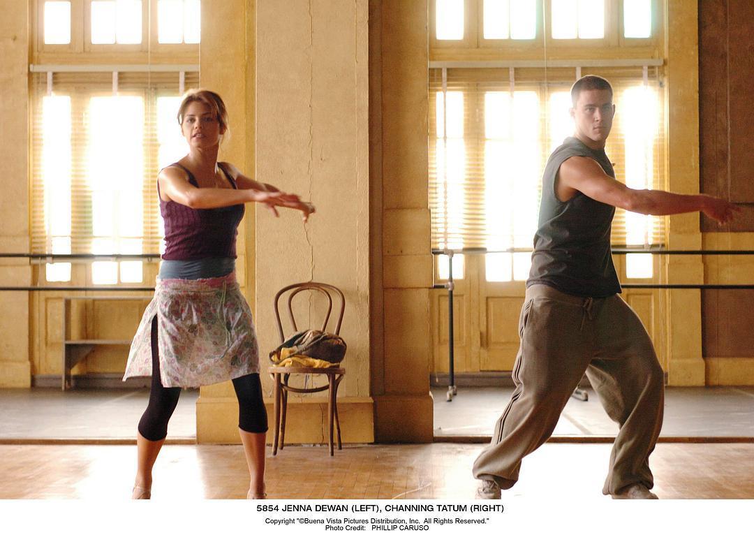 2006高分爱情歌舞《舞出我人生》BD720P.中英双字