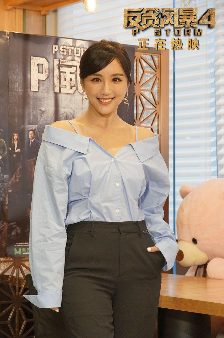 《反贪风暴4》破6亿蝉联周票房冠军,古天乐现身香港庆功活动  第8张