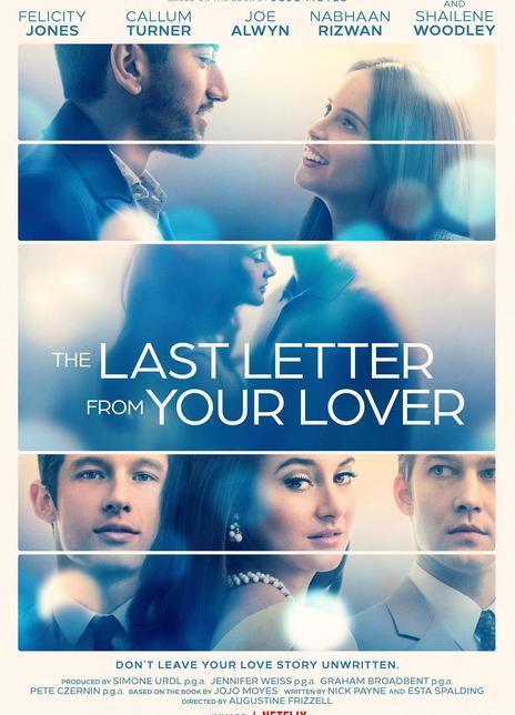 2021英国爱情故事片《爱人的最后一封情书》HD1080p高清中英双字