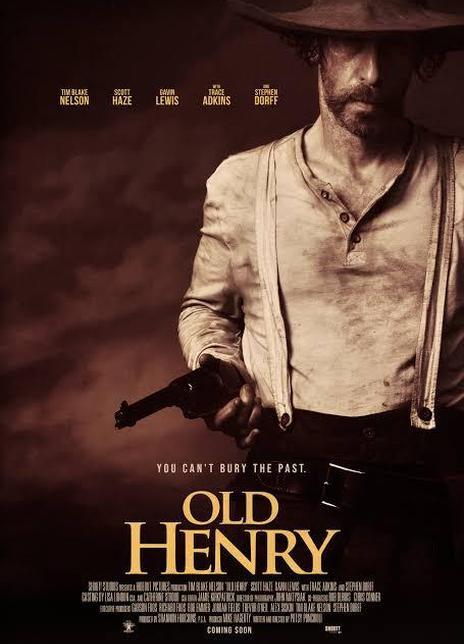2021美国西部动作片《老亨利》HD1080p高清中英双字