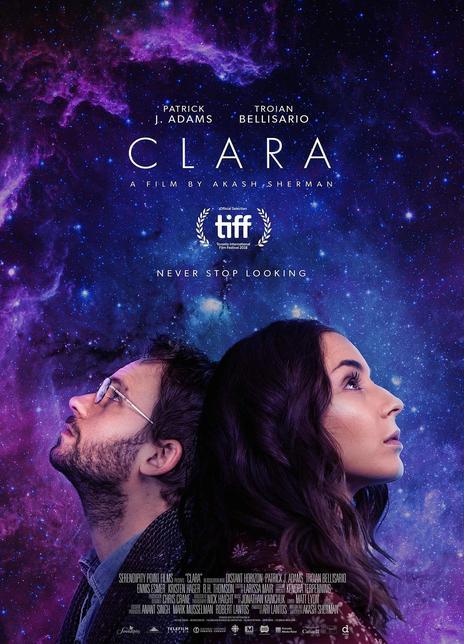 2018 加拿大《克萊拉》多倫多電影節
