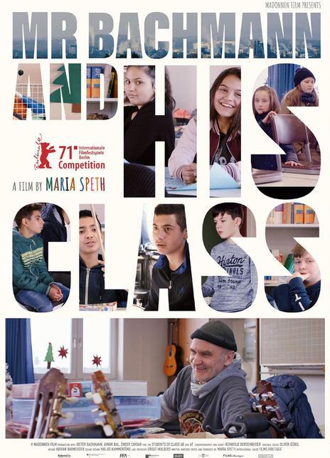2021高分纪录片《巴赫曼先生和他的学生》HD1080P.中英双字
