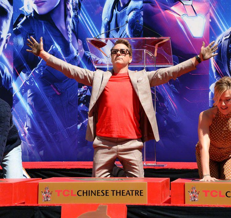 复联A6中国剧院留手印,宣告十年漫威走向完美节点  第4张