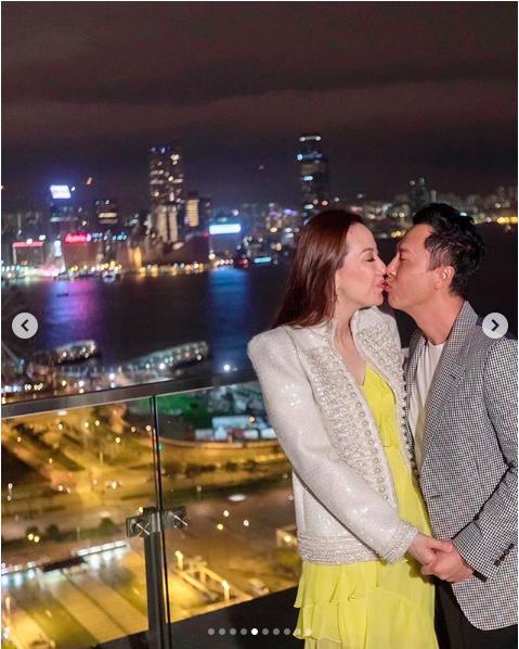 甄子丹为小17岁娇妻庆生,豪掷万金去迪拜太有钱了  第2张