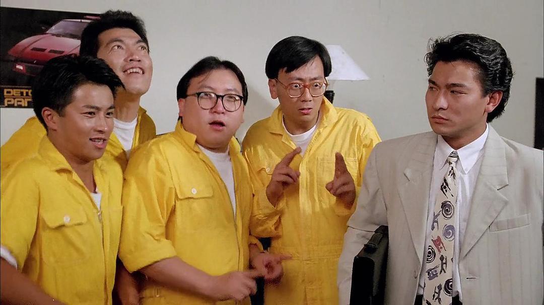 1989爱情喜剧《精装追女仔3》BD720P.国粤双语.高清中字
