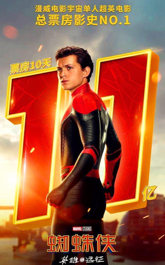 """《蜘蛛侠:英雄远征》即将破12亿,哈皮将成为新的""""本叔叔?#20445;? style="""