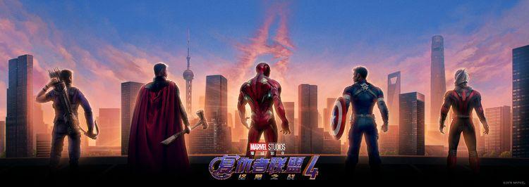 外媒票选漫威最受欢迎电影角色,钢铁侠美国队长并列夺冠  第1张