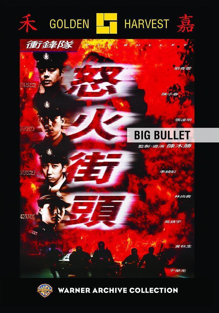 1996年香港动作《冲锋队之怒火街头》BD1080P 高清下载