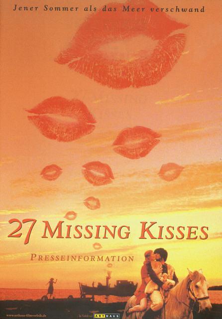 2000年 27个遗失的吻[俄罗斯的诗 放肆 天真 浓烈 荒凉]
