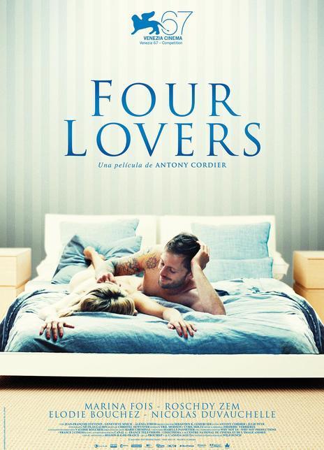 2010 法国《少数幸运儿》解放了性,是否还能保留爱