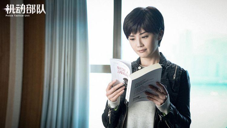 《机动部队》定档5月6日,林峯蔡卓妍再掀港剧热潮  第3张