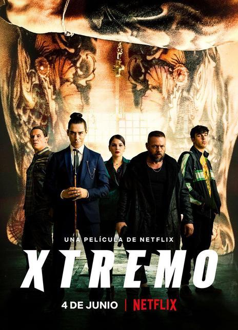 极地反击 Xtremo (2021)