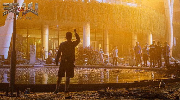 《天·火》硬核中见温情  西蒙·韦斯特首执中国视效动作大片