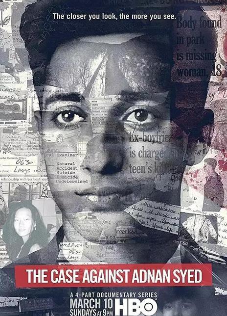 谜案追踪:阿德南事件海报封面
