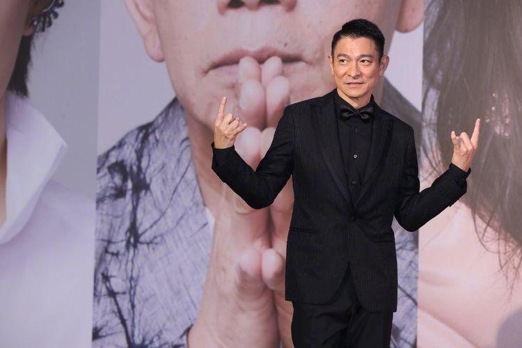 刘德华出席香港金像奖,被问谁获得影帝,他的回答情商太高  第3张