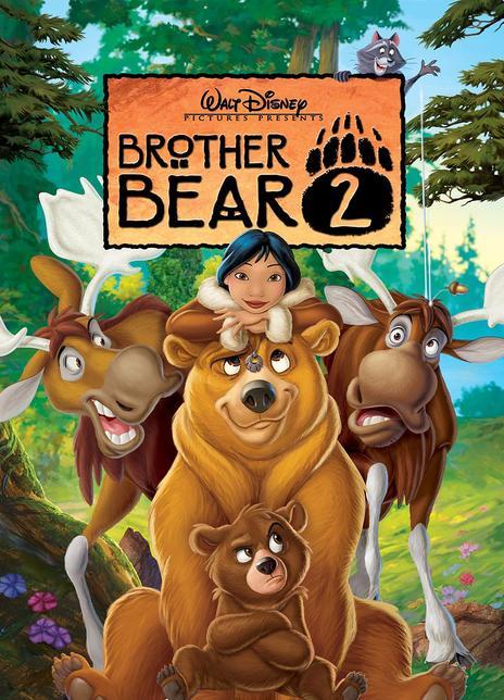 2006美国动画《熊的传说2》HD1080P 高清迅雷下载