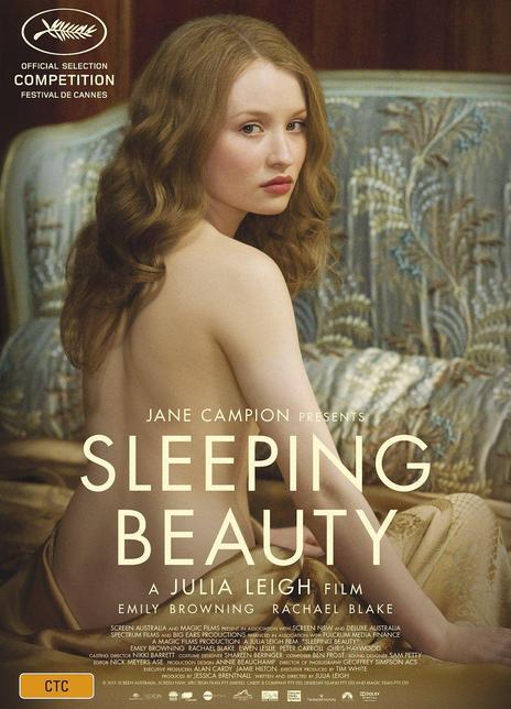 2011 澳大利亚《睡美人》影片剧本由自澳大利亚小说家茱莉亚·