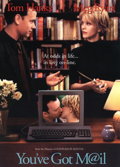 1998汤姆汉克斯高分爱情《电子情书》BD1080P.国英双语.中英双字
