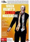 Vixen Velvet's Zombie Massacre III