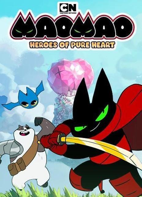 2019美国连载动画《猫猫-纯心之谷的英雄们》第一季全集