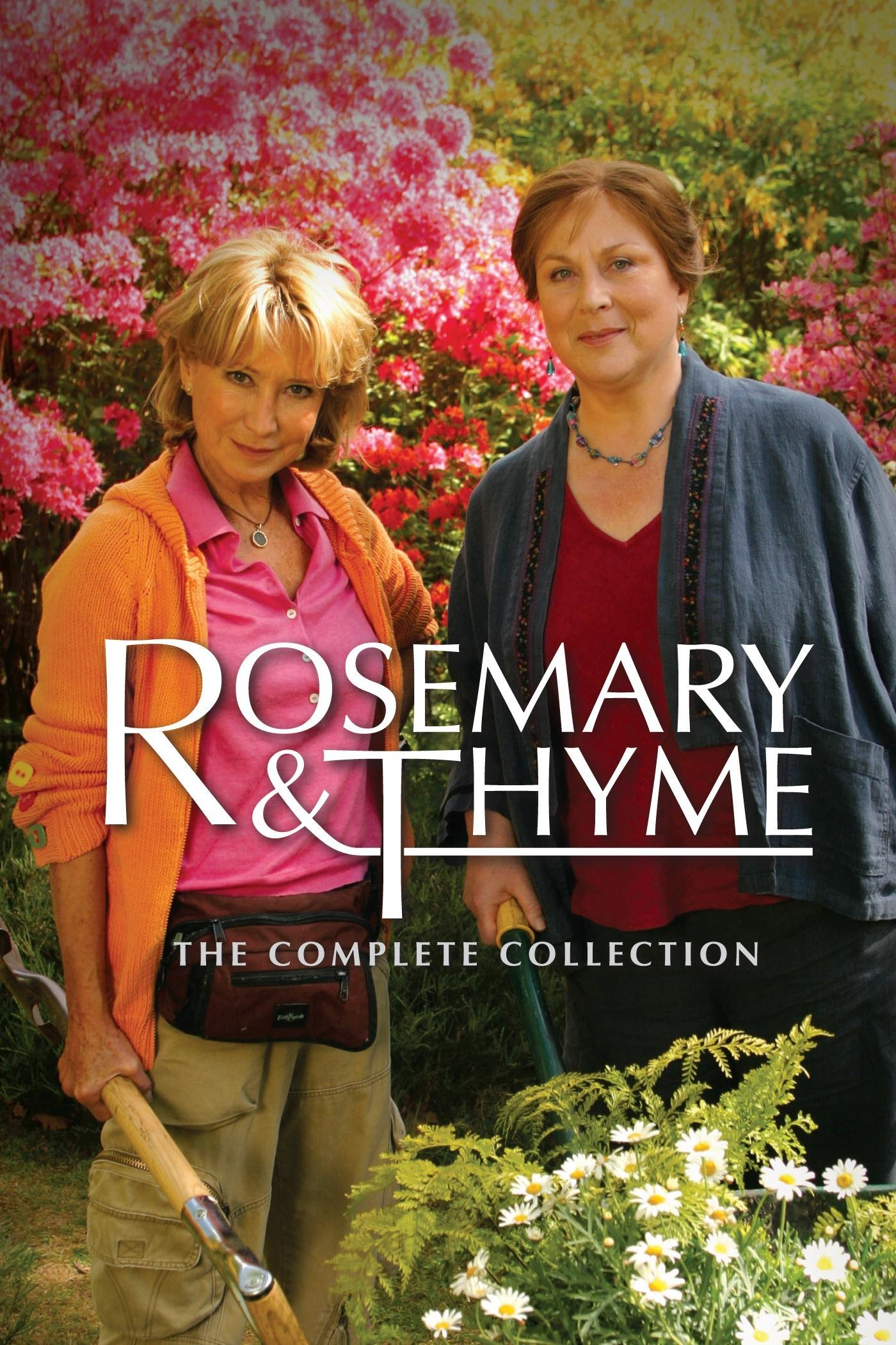Rosemary & Thyme 3