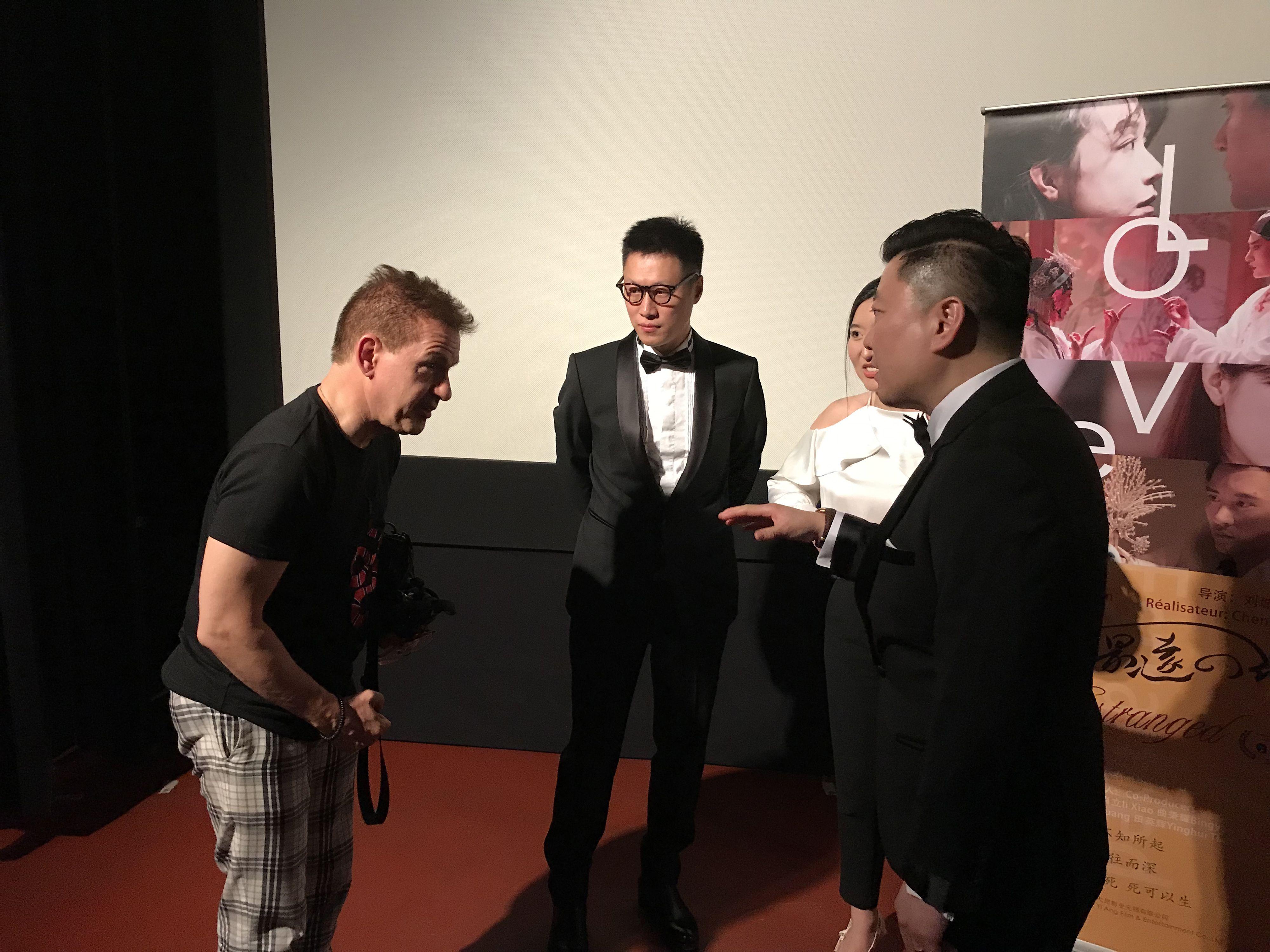 《最近最远的你》制片人阎康、导演刘城铭与外国影人交流.jpg