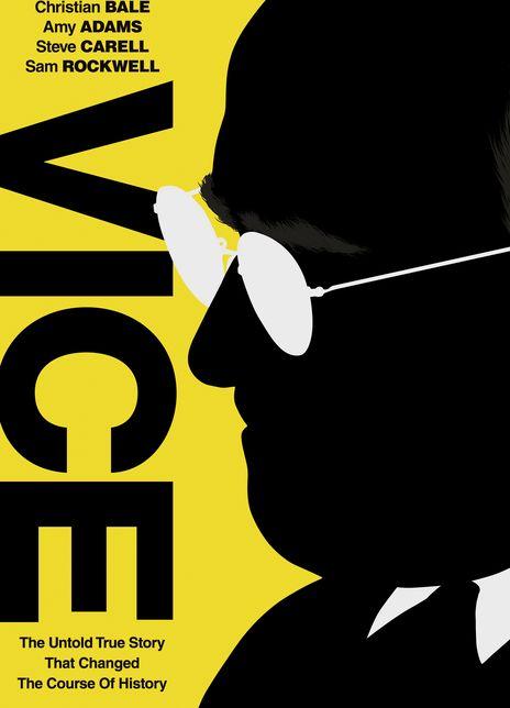 副总统海报封面