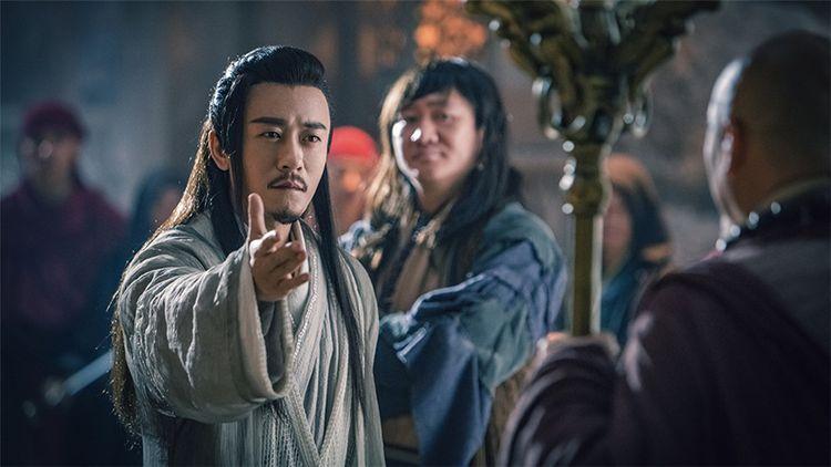新版《倚天屠龙记》今日完结,杨逍或成为明教教主  第4张