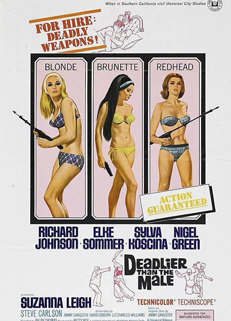 女人比男人更凶残/女煞星 1967.HD720P 迅雷下载