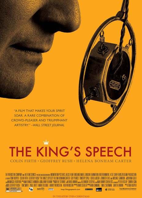 2010高分传记历史《国王的演讲》BD1080P.国英双语.中英双字