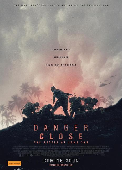 2019 澳大利亞《危機:龍潭之戰》故事背景設定在1966年的越南南部