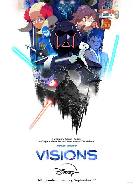 星球大战:幻境 Star Wars: Visions (2021)
