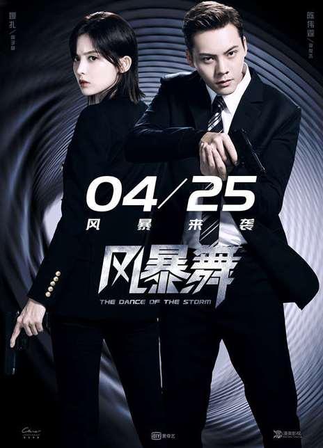 风暴舞全集 2021陈伟霆/古力娜扎悬疑剧 HD1080P 高清下载