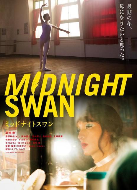 2020日本高分同性《午夜天鹅》HD720P.日语中字