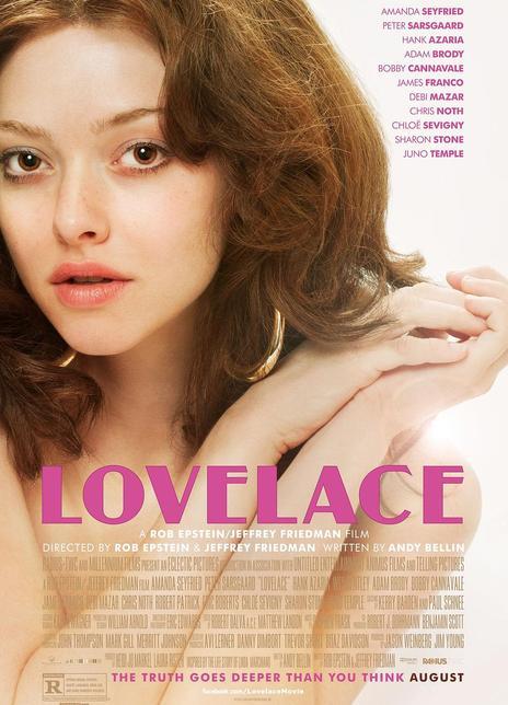 2013 美国《拉芙蕾丝》本片主要讲述深喉女主角在拍摄完电影前后的生活