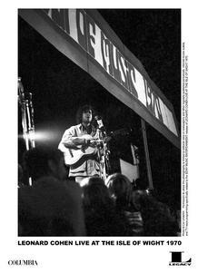 莱昂纳德·科恩:1970怀特岛音乐节演出实录