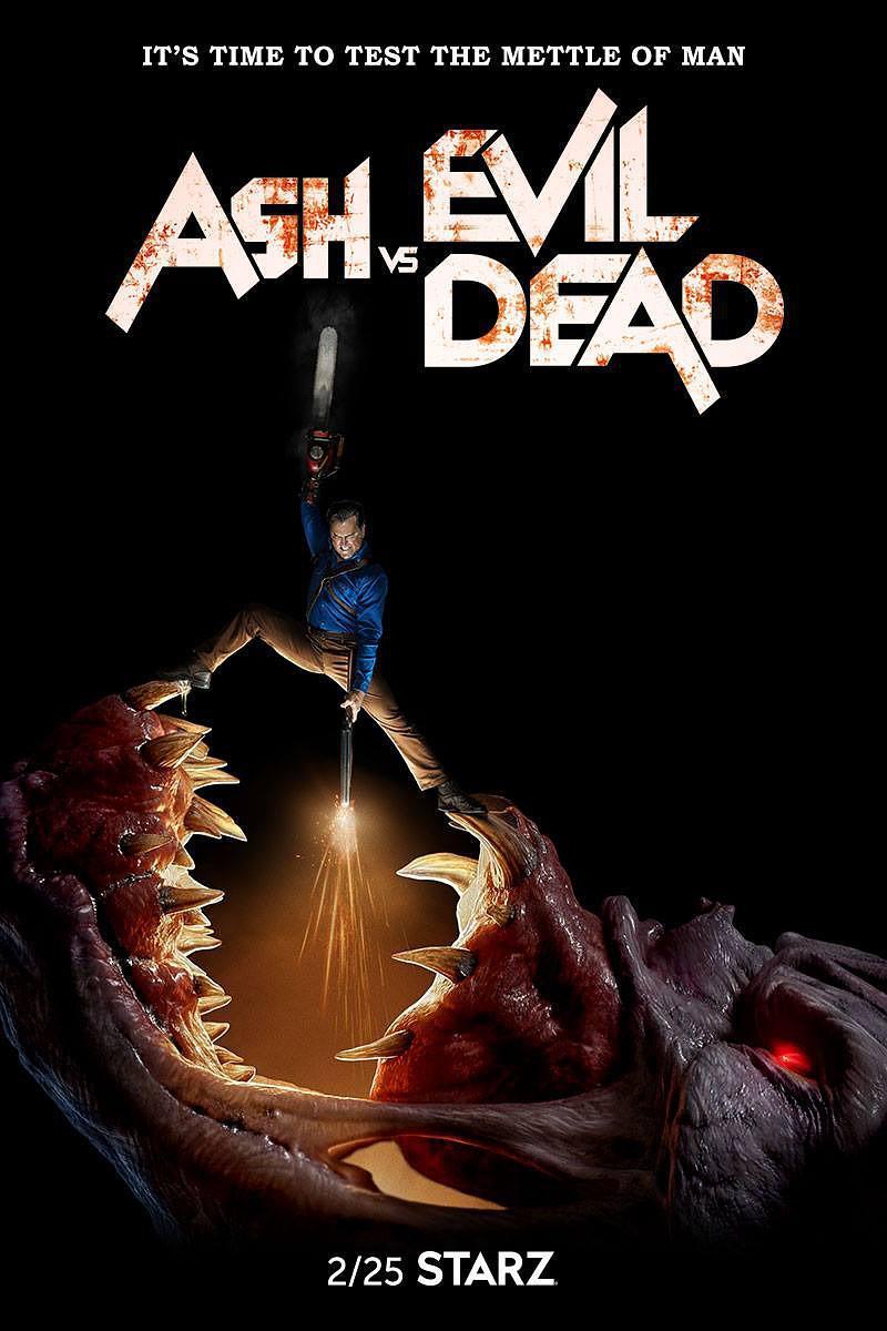 Ash vs. Evil Dead Season 3